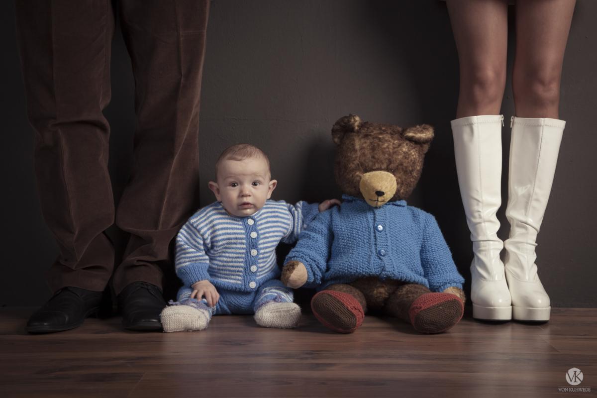 Teddy und ich
